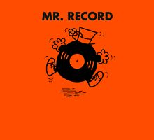 Mr. Record Unisex T-Shirt