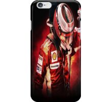 Kimi Raikkonen iPhone Case/Skin