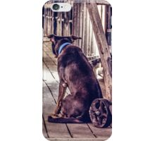 Woolshed Calendar 4 iPhone Case/Skin