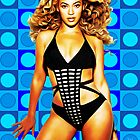 Beyonce - I Was Here - Pop Art by wcsmack