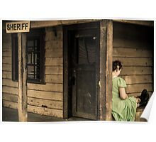The Sheriff is Out Poster