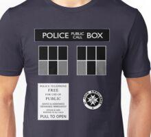 TARDIS Tee Unisex T-Shirt