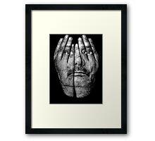 FacePalm Framed Print