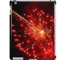 Deep Red iPad Case/Skin