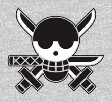 Zoro - OP Pirate Flags One Piece - Short Sleeve