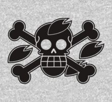 Chopper - OP Pirate Flags One Piece - Short Sleeve