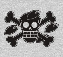 Chopper - OP Pirate Flags Kids Clothes