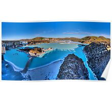Blue Lagoon (Iceland) Poster