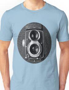 ❀◕‿◕❀ROLLEICORD CAMERA UNISEX TEE SHIRT❀◕‿◕❀ Unisex T-Shirt