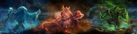 Skyrim Constellation by All Inspiration