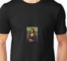 Mona pizza Unisex T-Shirt