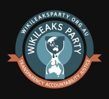 WikiLeaks Party - Transparency, Accountability, Justice by MentalBlank