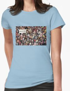 State of mind Womens Fitted T-Shirt