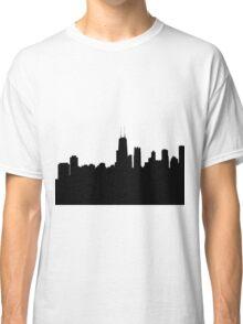 Beautiful skyline Classic T-Shirt