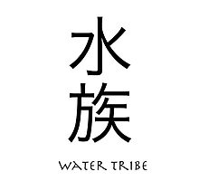 Avatar: The Last Airbender - Water Tribe by GoldLantern