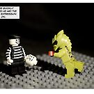 Mime life by Bean Strangeways