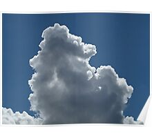 Cloud and Sunlight Poster
