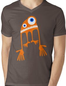 Why Me ? Mens V-Neck T-Shirt