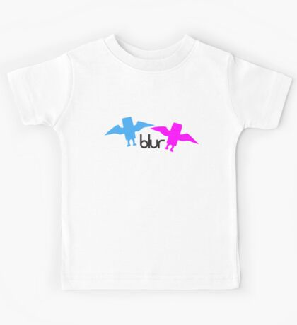 Blur - Milky Angels Kids Tee