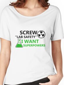Screw Lab Safety Women's Relaxed Fit T-Shirt