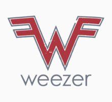 Weezer by EleYeah
