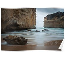 Loch Ard Gorge - Playing Catch Poster