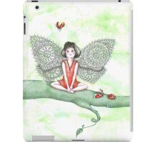 Ladybug Fairy iPad Case/Skin