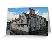 Ightham Mote Greeting Card