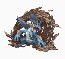 Swampert by Pokeplaza