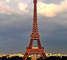 Belle Acier de Paris by j0sh