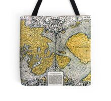 World Map 1531 Tote Bag