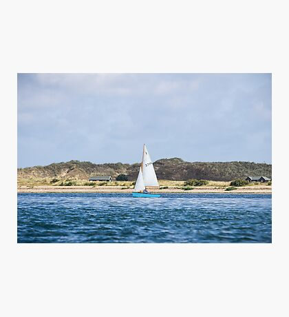 Toy Boat Photographic Print