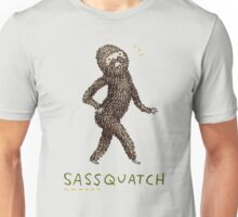 Sassquatch Unisex T-Shirt