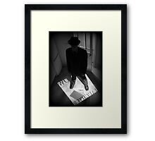 Out of Hours. No. 1 Framed Print