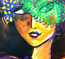 Confident Lady by Regan O'Neill