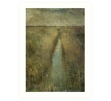 Cley Marshes Art Print