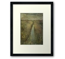 Cley Marshes Framed Print
