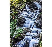 Cadair Idris Waterfall Photographic Print