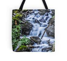 Cadair Idris Waterfall Tote Bag