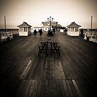 Cromer Pier by Mark Ramsell