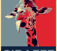 Giraffe by Fonso