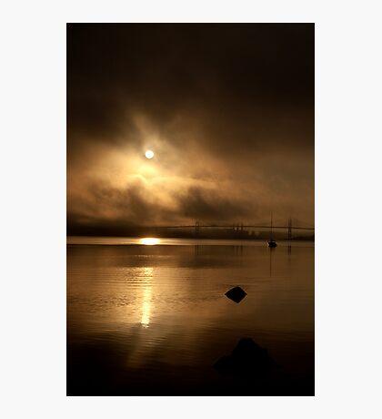 Portrait of a Sunrise Photographic Print