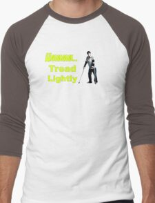 Walt Jr - Tread lightly Men's Baseball ¾ T-Shirt