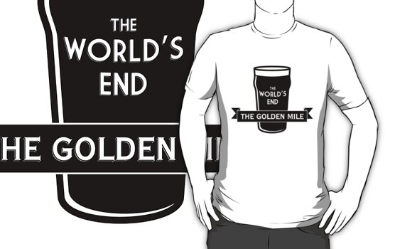 The World's End - The Golden Mile by byway
