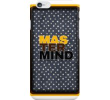 Minds&Pois iPhone Case/Skin