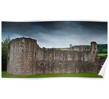 Skenfrith Castle United Kingdom Poster