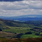 View from Wansfell Pike. by littleredbird