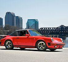 Porsche Targa by DaveKoontz