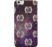 Tie Fighter - Star Wars Inspired Galaxy Pattern iPhone Case/Skin