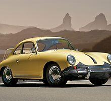 1960 Porsche 356C I by DaveKoontz